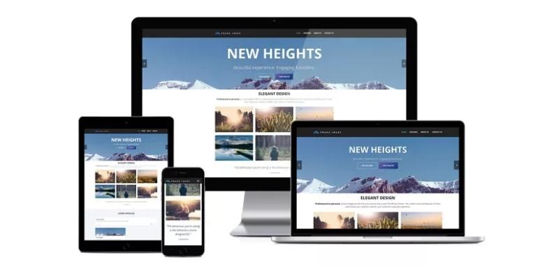 multi-page-business-wordpress-theme